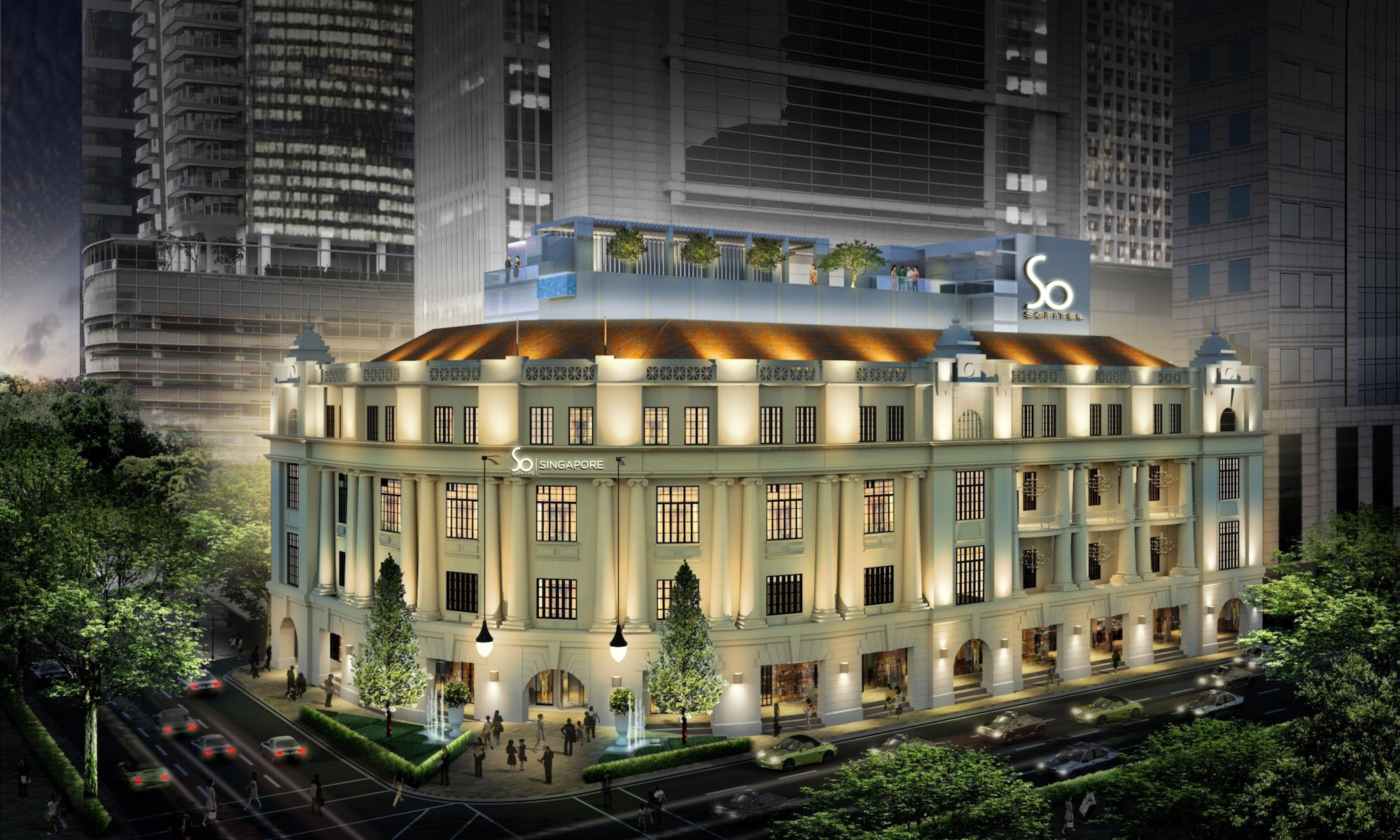Sofitel so hotel hosting 5 day foodie variety latest for Luxury hotel company