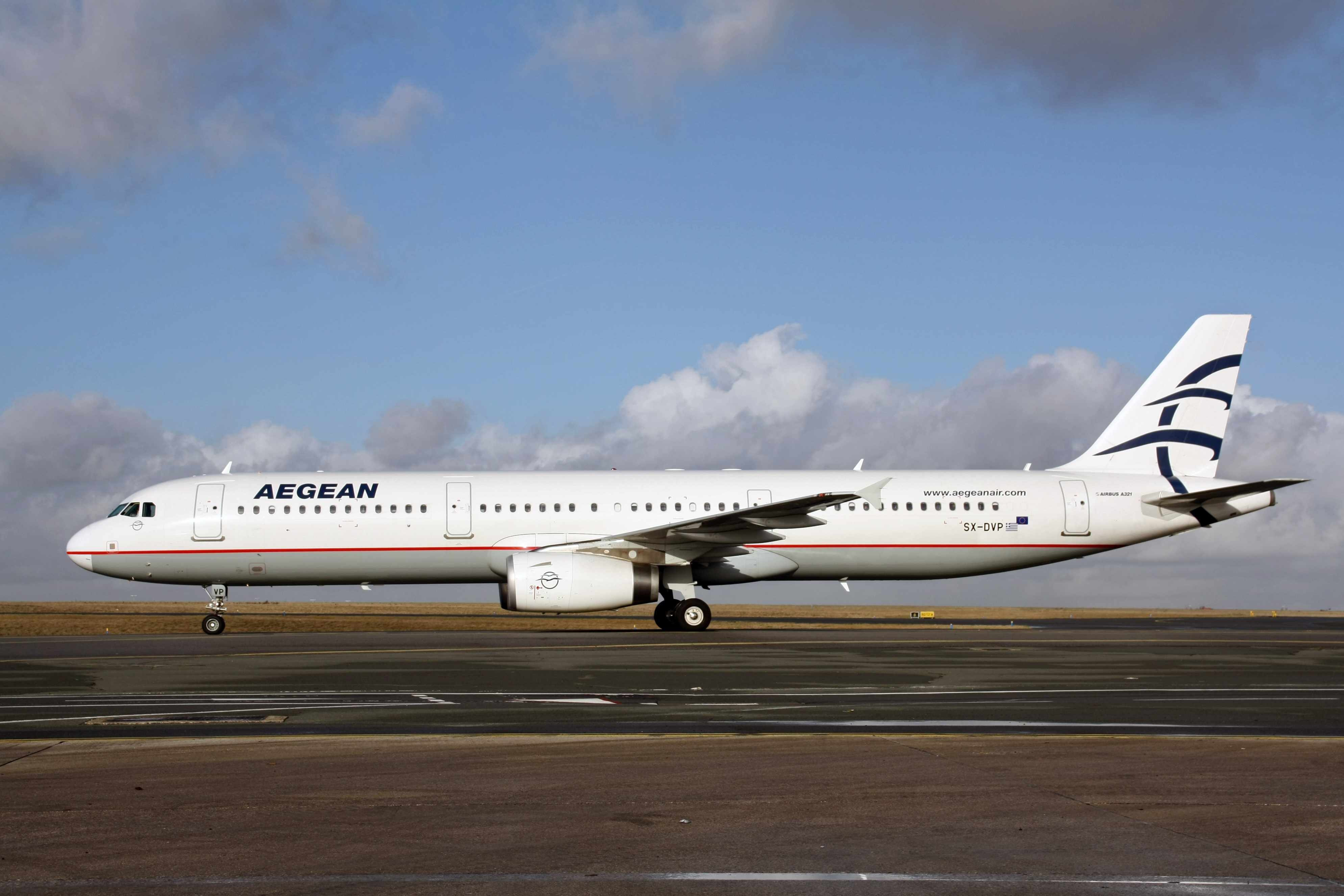 Aegean Airlines S.A. (Greek: Αεροπορία Αιγαίου Ανώνυμη Εταιρεία, Aeroporía Aigaíou Anónimi Etairía pronounced [aeropoˈria eˈʝeu]; LSE: 0OHY) is the largest Greek airline by total number of passengers carried, by number of destinations served and by fleet size.A Star Alliance member since June , it operates scheduled and charter services from Athens and.