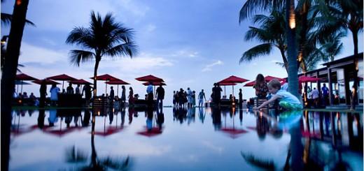 Beautiful view of Bali, Indonesia