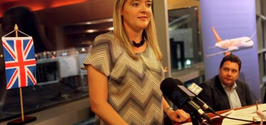 Sophie Dekkers  Appointed as easyJet Director of UK