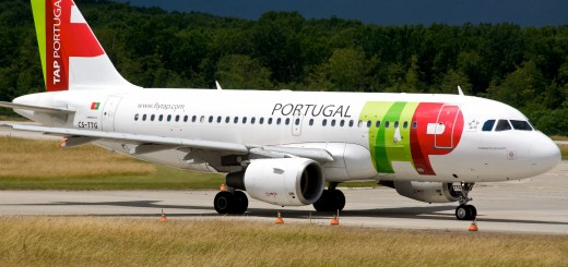 TAP Portugal A319 CS-TTG