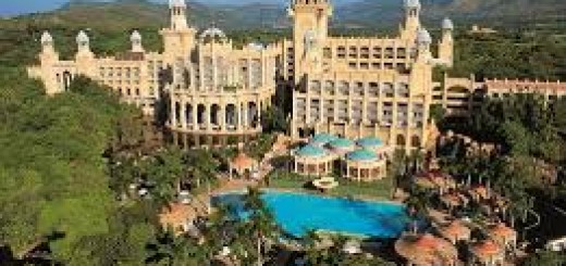 Best travel deals from London to Sun city, South Africa