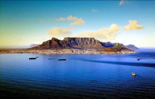 Table Mountain Of The Table Mountain Is In The New Wonders List Latest