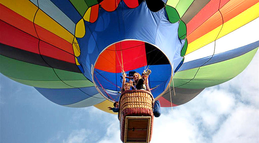 The Mind Blowing Air Balloon Rides Of Earth | Latest ...